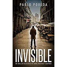 Invisible: Un thriller psicológico (Serie Don nº 6)
