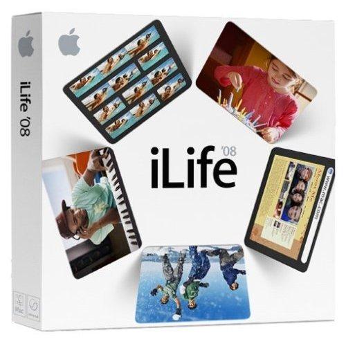 Apple iLife '08 EN