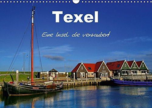 Texel – Eine Insel die verzaubert (Wandkalender 2018 DIN A3 quer): Schöne Impressionen der Insel Texel (Monatskalender, 14 Seiten ) (CALVENDO Orte) [Kalender] [Apr 01, 2017] Krone, Elke