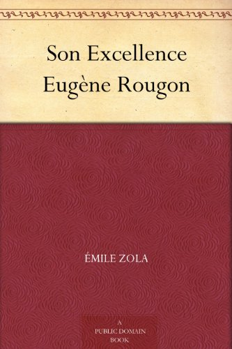 Couverture du livre Son Excellence Eugène Rougon