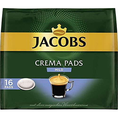 JACOBS Kaffeepads Krönung mild 4019200 16 St./Pack.