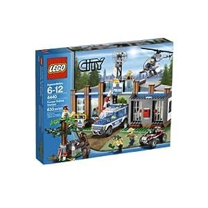 LEGO City Police forestière Station 4440