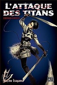 L'Attaque des Titans Edition limitée Tome 17