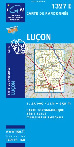 Luyon GPS: IGN1327E
