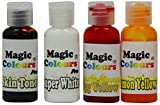 Magic Colours Pro Shades of Yellow to Skin Tone