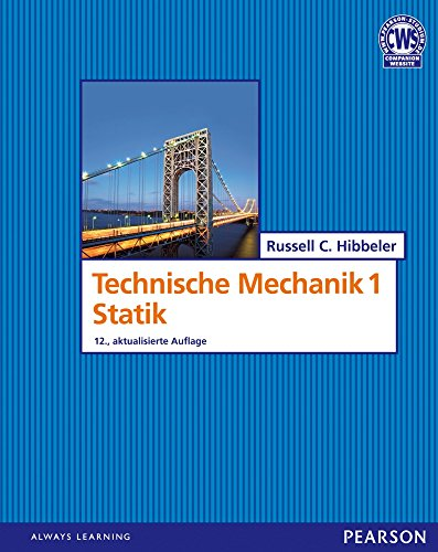 Techn. Mechanik - Statik (Pearson Studium - Maschinenbau)