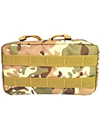 Segolike 1000D Water-resistant Molle Accessory GPS Gadget Gear Tool Holder Phone Case Utility Waist Pack Pouch...