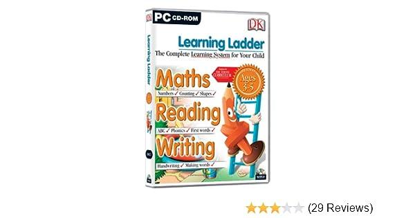 5d68620873 Learning Ladder: Pre-School: Amazon.co.uk: Software
