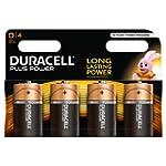 Duracell MN1300 Plus Power D Size Bat...