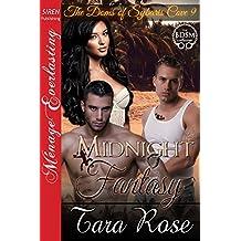 Midnight Fantasy [The Doms of Sybaris Cove 9] (Siren Publishing Menage Everlasting)