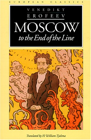 Moscow to the End of the Line (European Classics) por Venedikt Erofeev