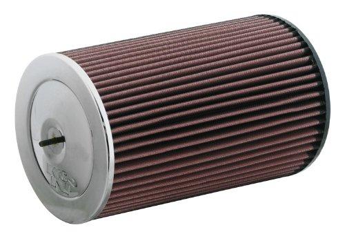 rc-5181K & N UNIVERSAL Clamp On Air Filter 4-1/20,3cm flg, 7-3/20,3cm B, 17,8cm T W/Stud, 11-1/5,1cm H (Universal Air Filter) - Universal Stud