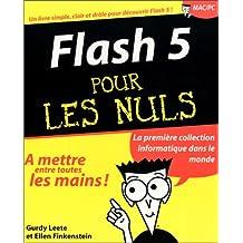Flash 5 pour les nuls