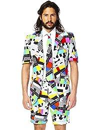 Opposuits Sommeranzüge für Herren Besteht aus Sakko, Hose und Krawatte