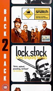 Lock, Stock And Two Smoking Barrels/Snatch [VHS] [1998]
