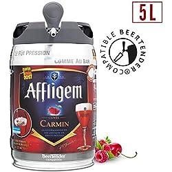 Bière - Affligem Cuvée Carmin Biere belge d'abbaye aromatisée fruits rouges 5.2° - Fût Compatible Beertender ? 5 L