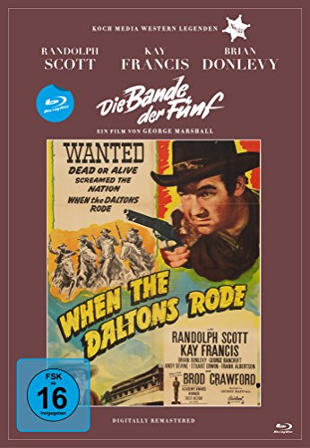 Die Bande der Fünf - Edition Western Legenden #55 [Blu-ray]