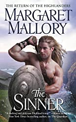 The Sinner (The Return of the Highlanders Book 2)