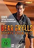 Bear Grylls - Escape from Hell [2 DVDs]