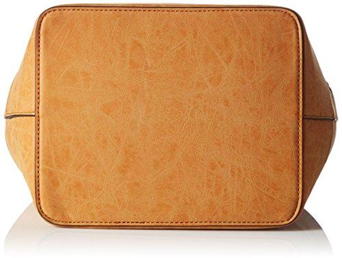 GERRY WEBER Geometrical Matchsack Henkeltaschen Orange (light orange 201)