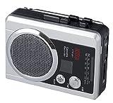 CTR-201 portable Radio mit Kassettenrecorder 4856z (Japan-Import)