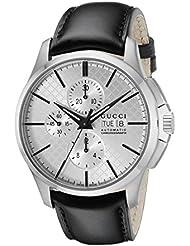 Gucci Unisex-Armbanduhr G TIMELESS Chronograph Automatik verschiedene Materialien YA126265