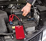 Einhell Auto-Starthilfe - CC-JS 18 (3 x 6000 mAh, Energiestation, Jump Starter, mobile Stromversorgung, LiPo-Akku, Ladezustandsanzeige, Starthilfeeinrichtung, inkl. Tasche) Test
