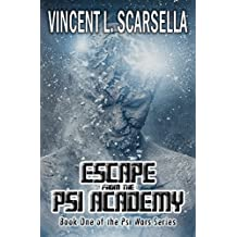 Escape From The Psi Academy (Psi Wars! Book 1) (English Edition)