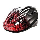 Meteor Casco Bici Ideale per Bambini e Adolescenti Caschi Perfetto per Downhill Enduro Ciclismo MTB Scooter Helmet Ideale per Tutte Le Forme di attività in Bicicletta Helmo MV5-2