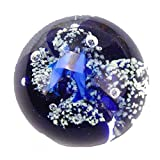 HUALQ Kristallkugel Zeit, Glasgeschenke, Kreative Wohnaccessoires, Kristallhandwerk Zu Laufen