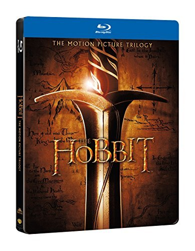 The hobbit - la trilogia (steelbook) (3 blu-ray)