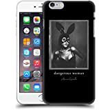 Official Ariana Grande Bunny Mask Dangerous Woman Hard Back Case for Apple iPhone 6 Plus / 6s Plus