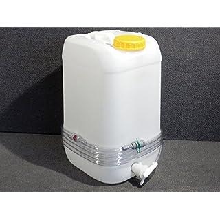 Gabelstapler 30 Liter Aquamatik Nachfüllbehälter Staplerbatterie