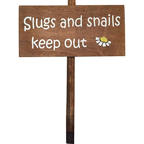 de-madera-jardn-signo-babosas-y-caracoles-keep-out