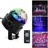 Ubegood LED Disco Licht Beleuchtung DJ Party licht Bühnenbeleuchtung LED Lichteffekt einer...