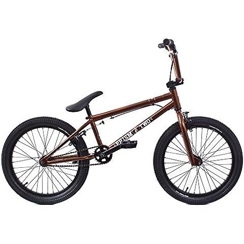 KHE BMX–Bicicletta Prism Two rame, Model 2016; Direttamente da KHE. - Mongoose Bmx Bike
