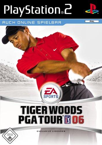 Tiger Woods PGA Tour 06 - Woods Tiger 06