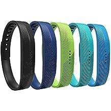 WEINISITE Reemplazo Correa Pulsera para Fitbit Flex 2 (#1)