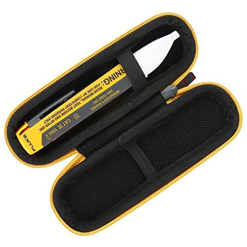 Khanka Eva Hart Reise Tragetasche Tasche für Fluke 1AC-II VoltAlert - Non-Contact Voltage Detector Pen CAT IV 1000V. Non-contact Voltage Detector