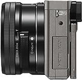 Sony Alpha 6000 Systemkamera (24 Megapixel, 7,6 cm (3″) LCD-Display, Exmor APS-C Sensor, Full-HD, High Speed Hybrid AF) inkl. SEL-P1650 Objektiv graphit-grau - 6