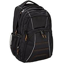 AmazonBasics Laptop-Rucksack geeignet für bis zu 43,2 cm (17 Zoll)
