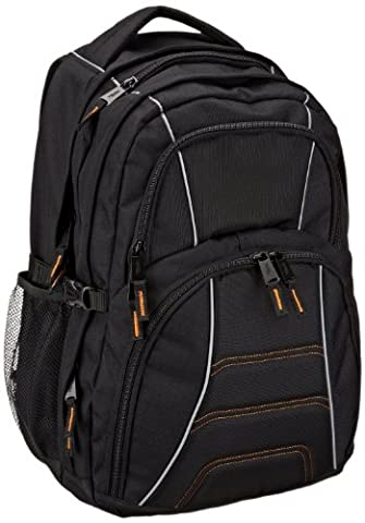 AmazonBasics Laptop Backpack (up to 17 inches) - Black