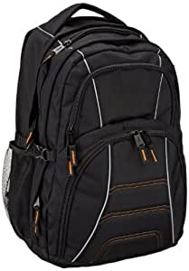 AmazonBasics Laptop Backpack (up to 17 inches) - Black