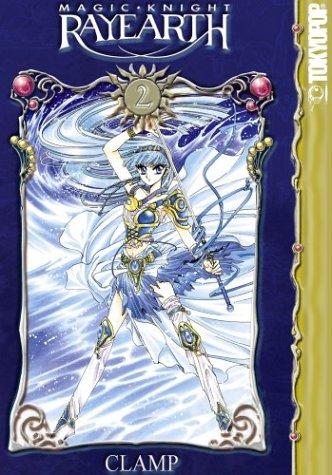 Magic Knight Rayearth I Volume 2 par Clamp