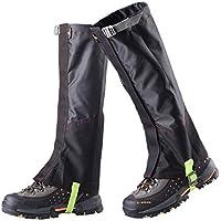 TourKing Wandern Gaiters 1 Paar Wasserdichte Outdoor Walking Klettern Schneeschuhe Legging Gaiter M/änner Frauen Jagd Laufen