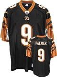 NFL Football Trikot/Jersey CINCINNATI BENGALS Carson Palmer #9 black LARGE (L)
