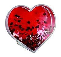 Portafoto Romantico a forma di cuore 9 x 9 cm NOTA: Il prezzo corrisponde al singolo pezzo che può contenere una fotografia