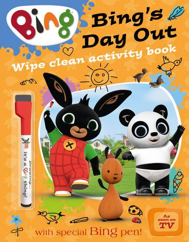 Bing's Day Out: Wipe Clean Activity Book (Bing)