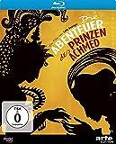 DVD Cover 'Die Abenteuer des Prinzen Achmed [Blu-ray]