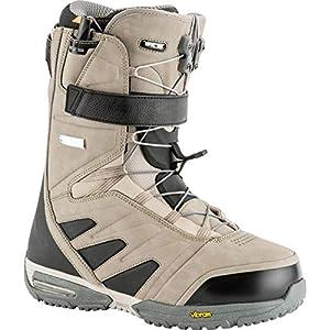 Nitro Snowboards Herren Select TLS '19 Premium Snowboardschuh Snowboardboot mit Schnellschnürsystem Highend Freeride Carving Softboot Boots